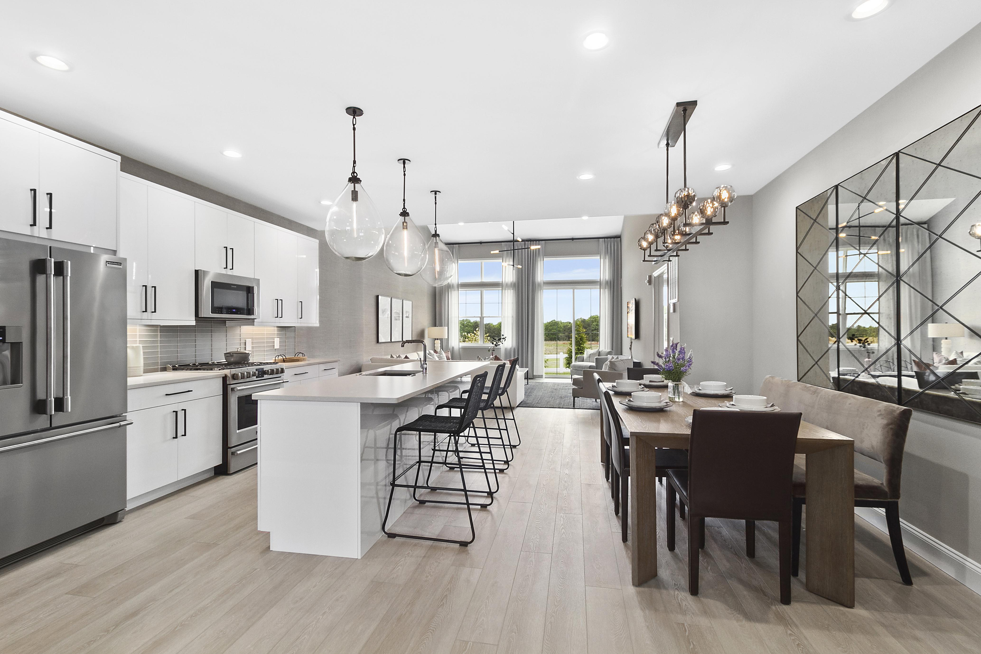 Living Area featured in The Devonshire By Beechwood Homes in Nassau-Suffolk, NY