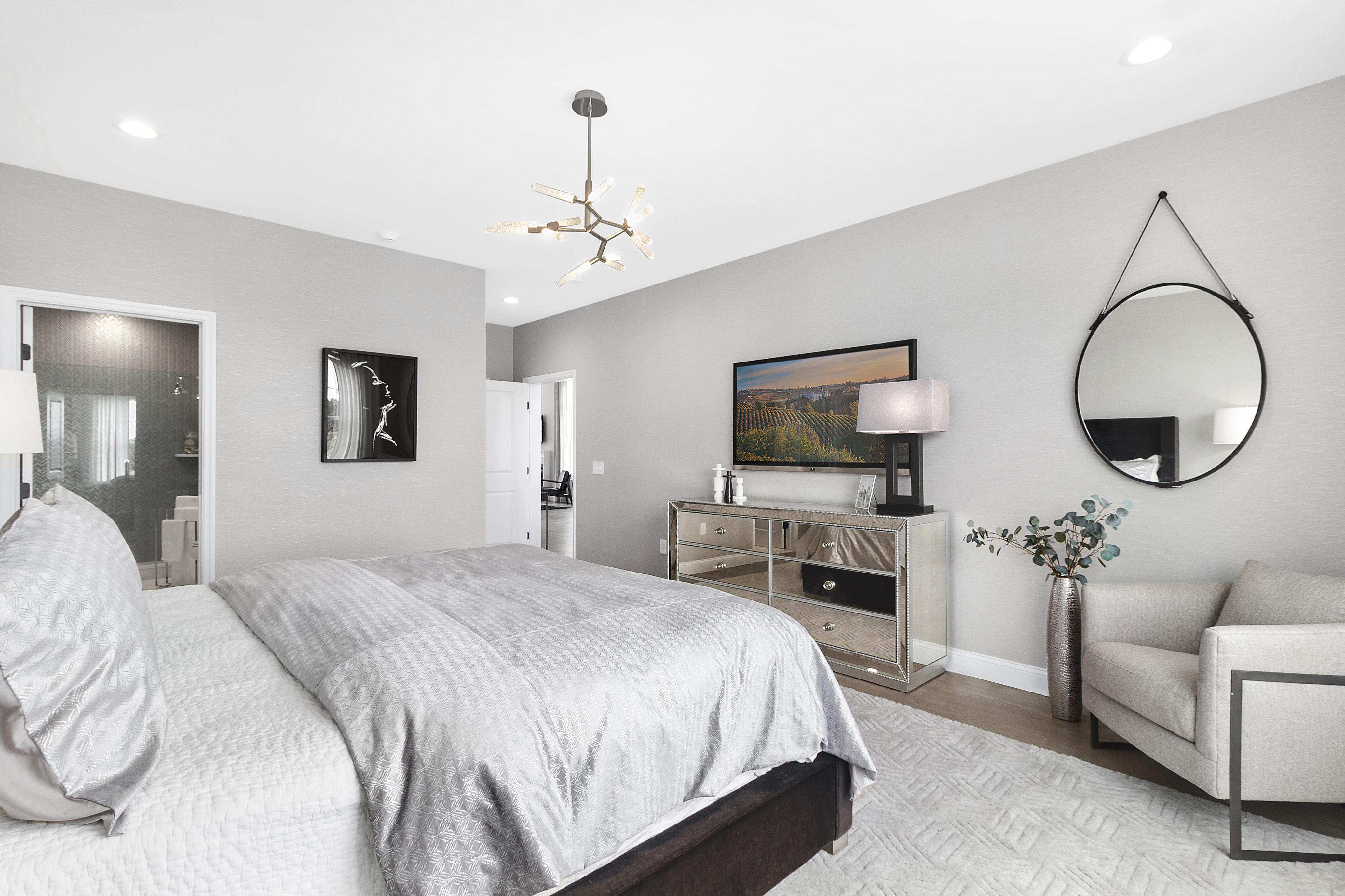 Bedroom featured in The Eastbourne By Beechwood Homes in Nassau-Suffolk, NY