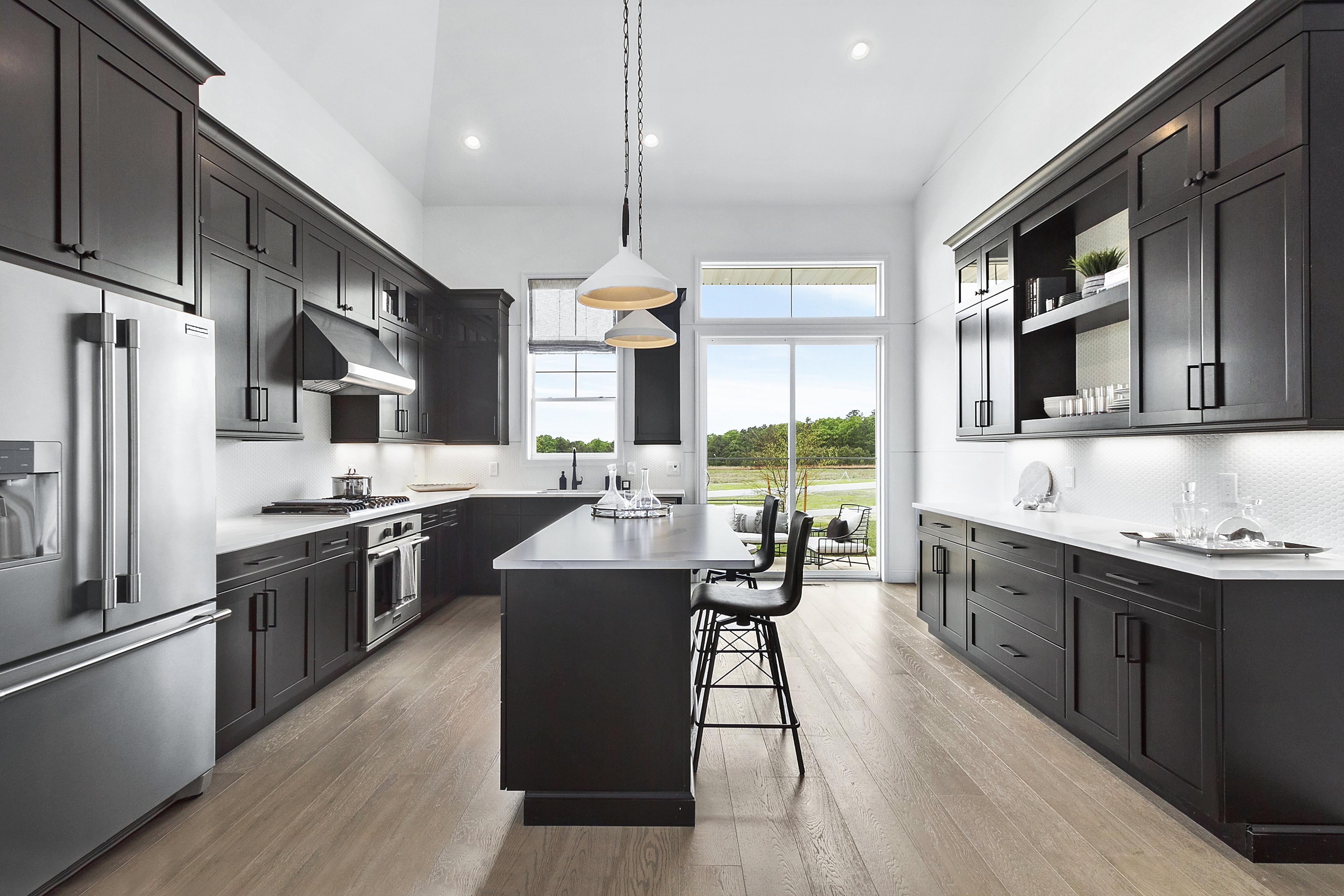 Kitchen featured in The Eastbourne By Beechwood Homes in Nassau-Suffolk, NY