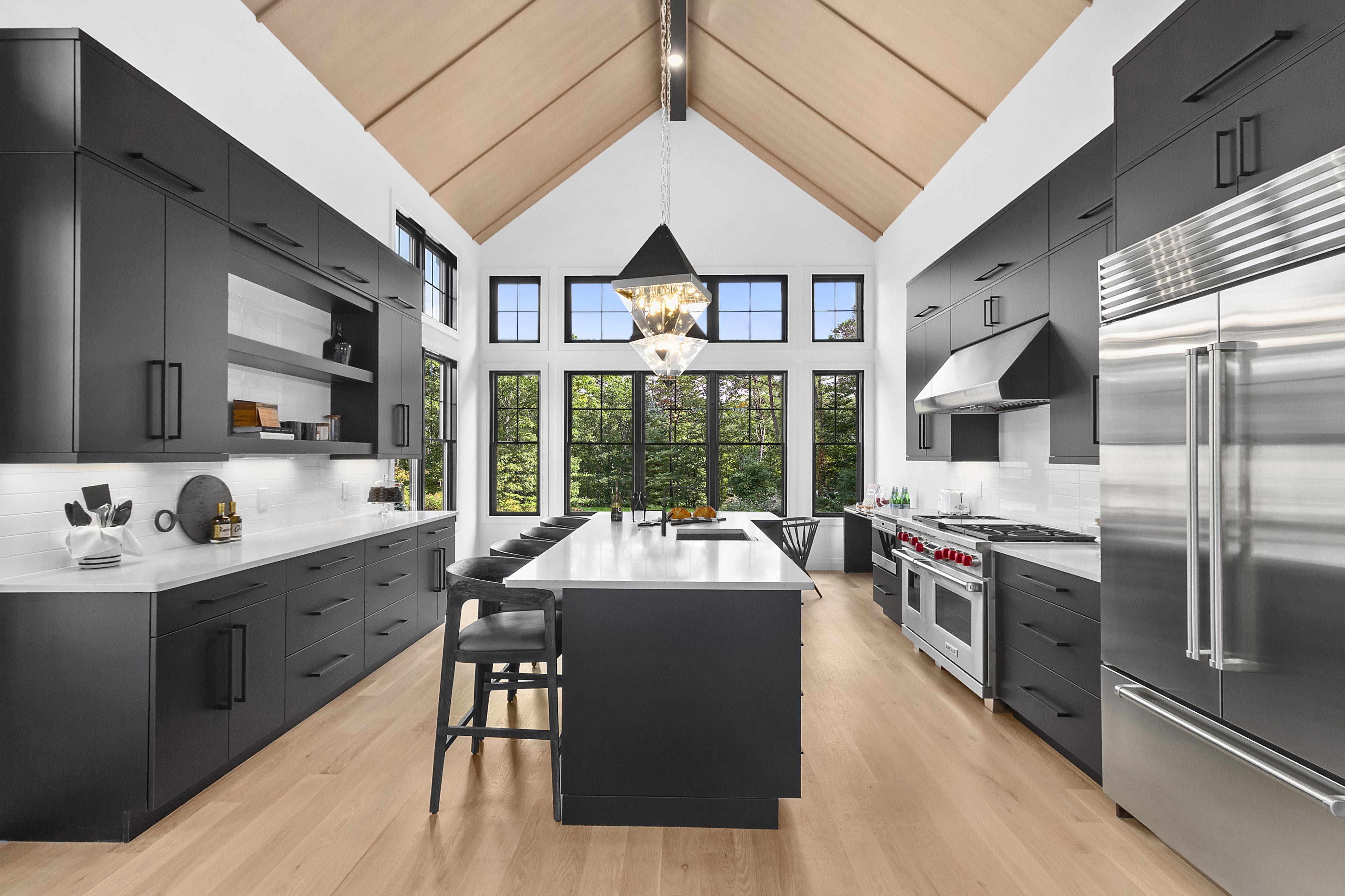 Kitchen featured in The Madison By Beechwood Homes in Nassau-Suffolk, NY