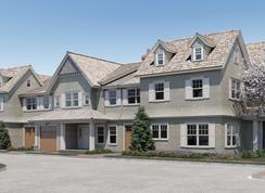 Townhome E1 - The Latch Southampton Village: Southampton, New York - Beechwood Homes