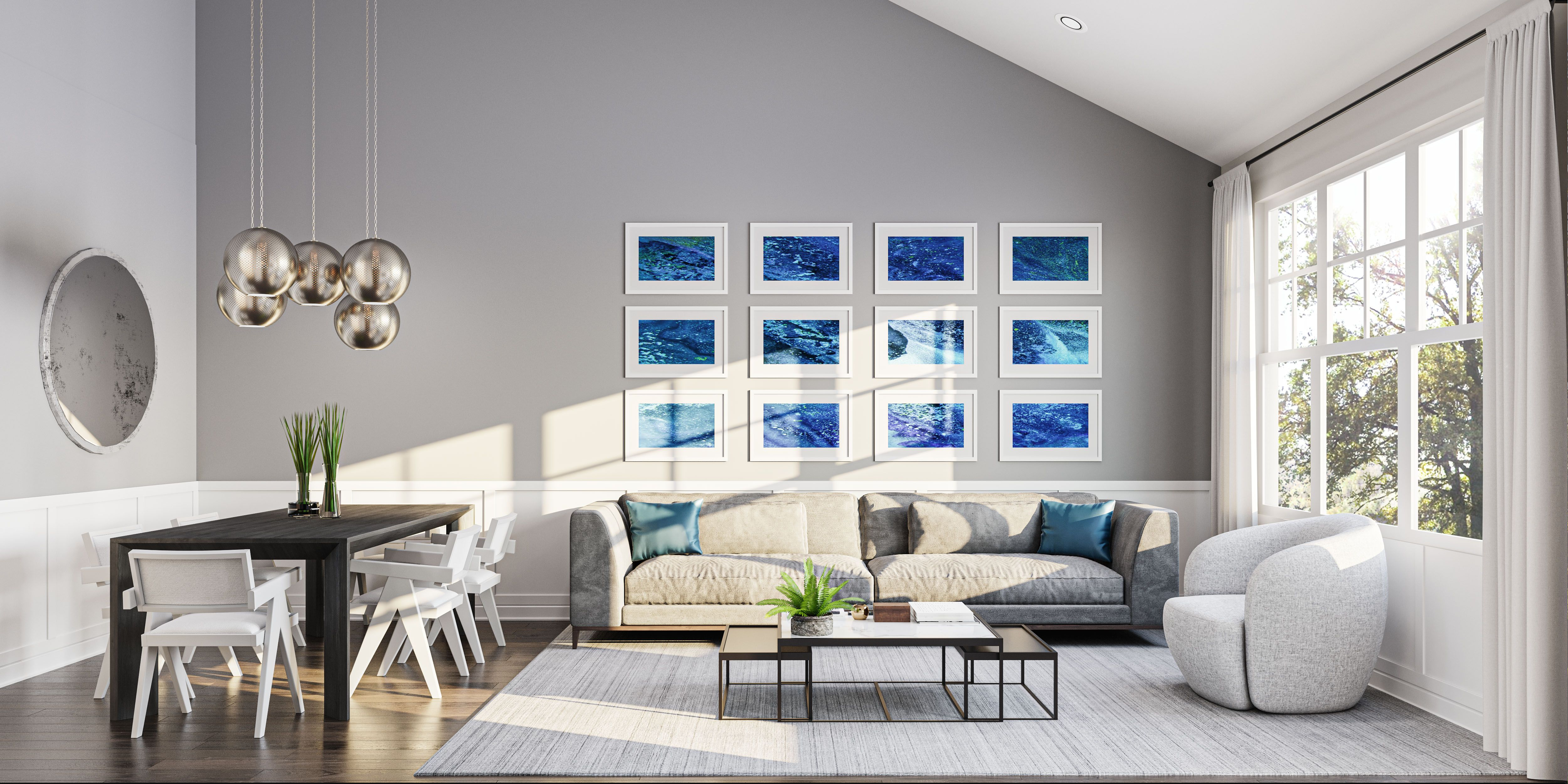 Living Area featured in The Doncaster By Beechwood Homes in Nassau-Suffolk, NY