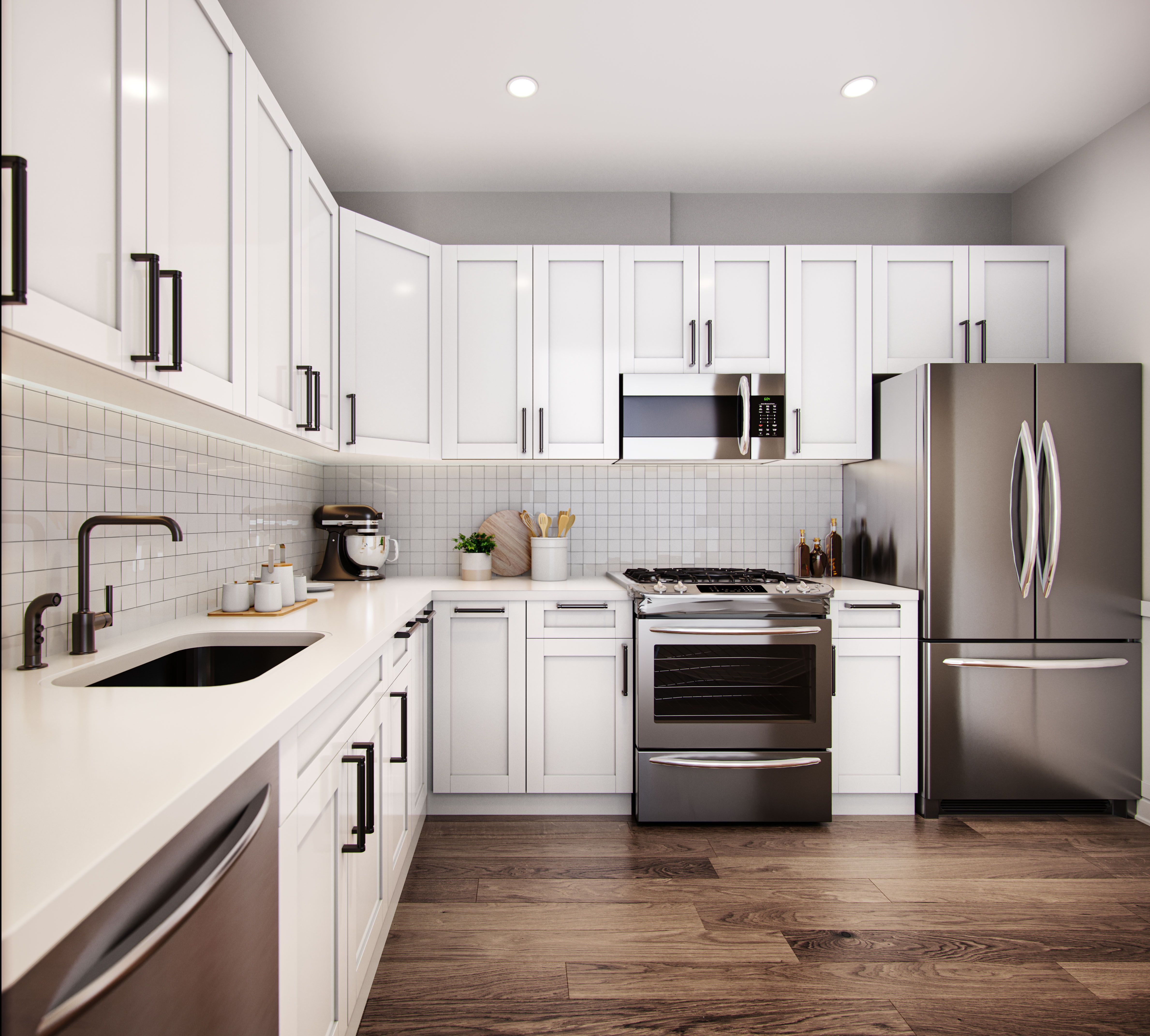 Kitchen featured in The Doncaster By Beechwood Homes in Nassau-Suffolk, NY