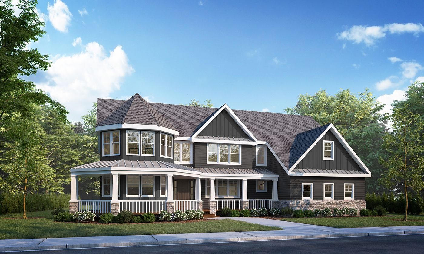 Exterior featured in the Lot 97 By Beechwood Homes in Albany-Saratoga, NY