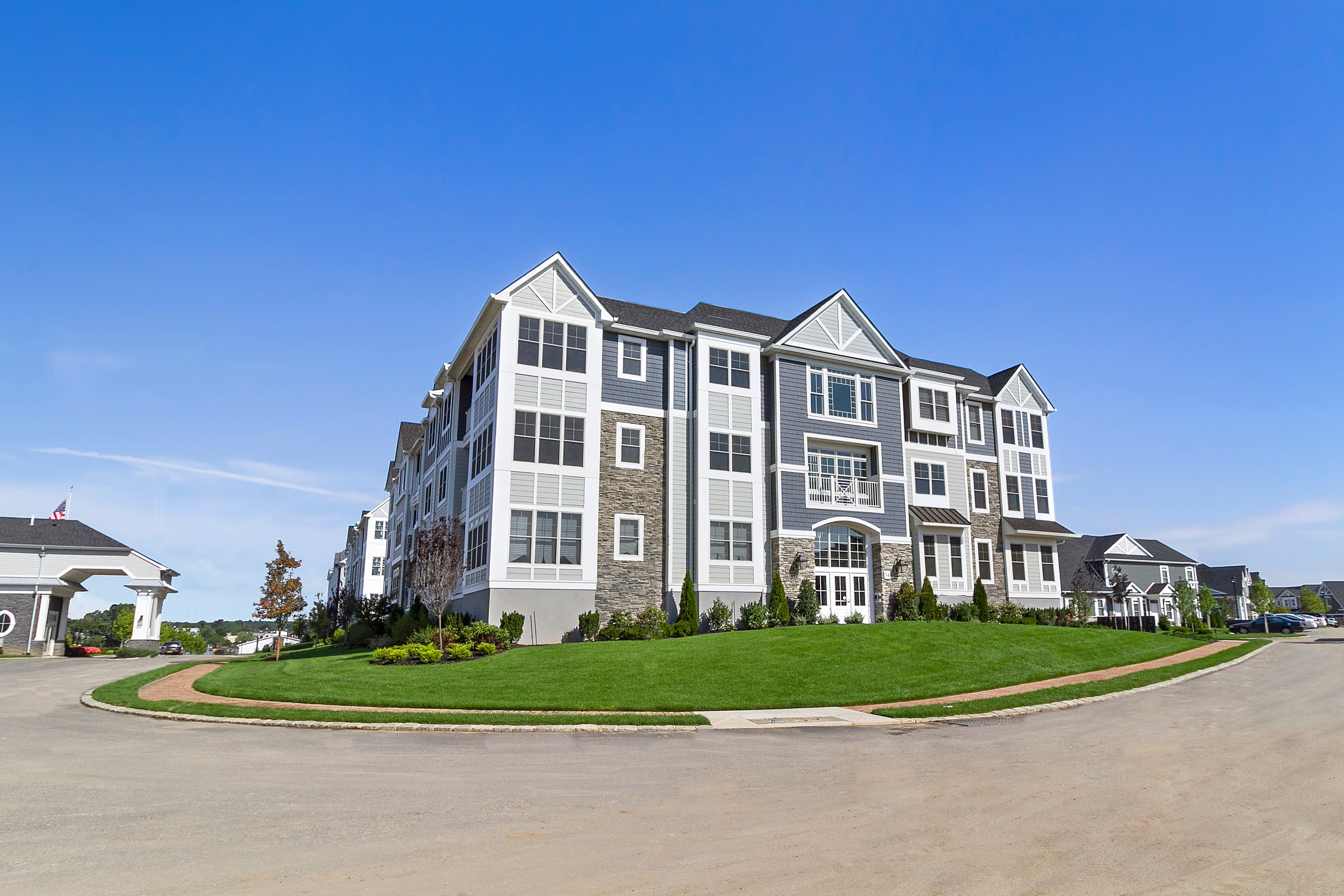 Exterior featured in The Essington By Beechwood Homes in Nassau-Suffolk, NY
