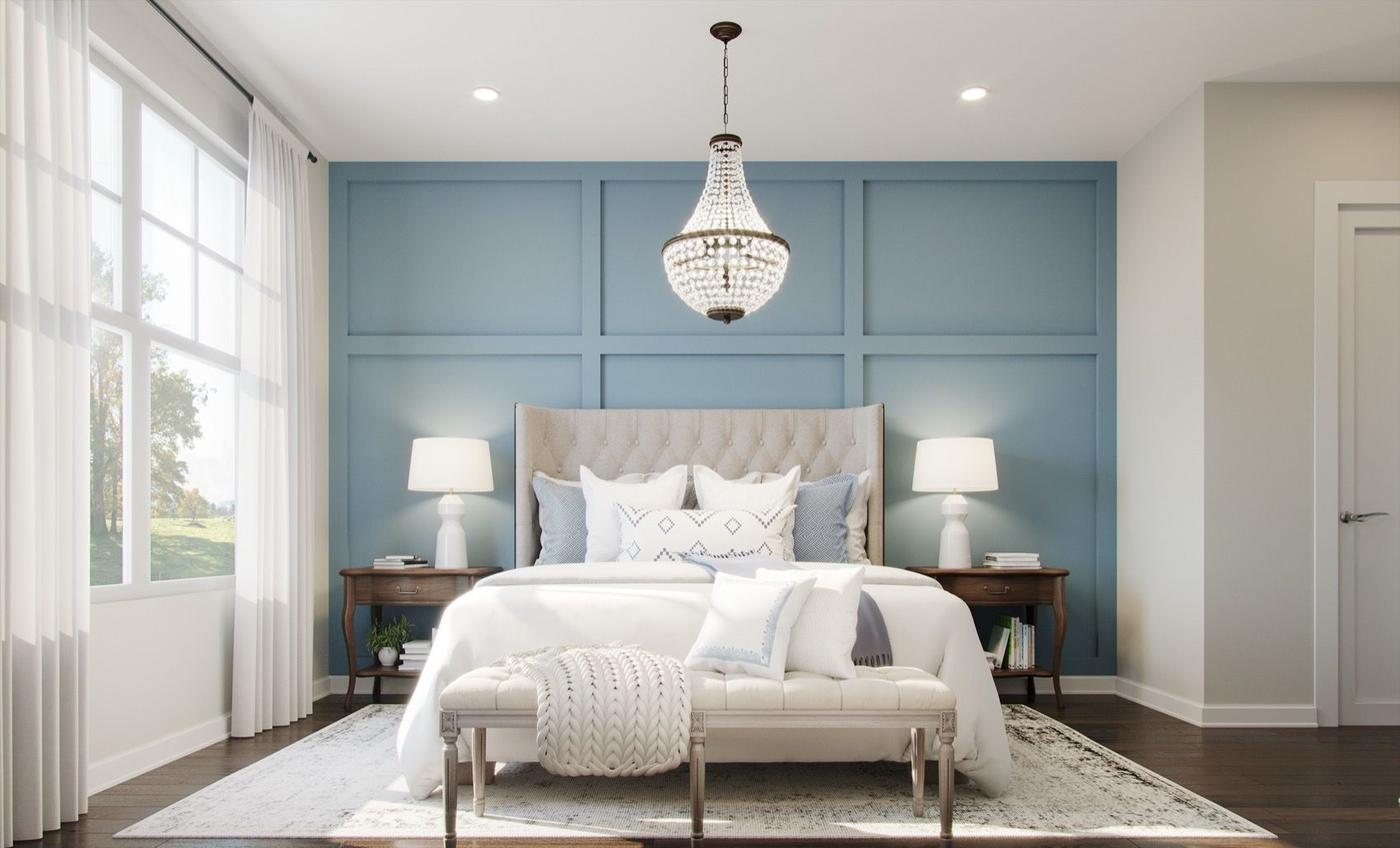 Bedroom featured in The Churchill By Beechwood Homes in Nassau-Suffolk, NY