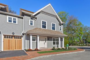 Townhome A - The Latch Southampton Village: Southampton, New York - Beechwood Homes