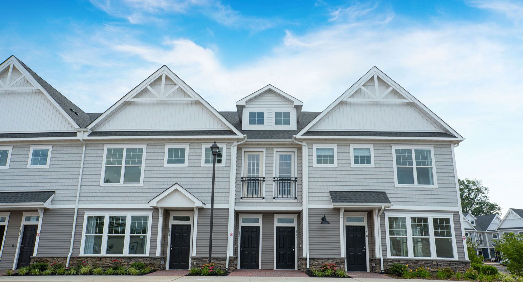 Exterior featured in The Boxwood By Beechwood Homes in Nassau-Suffolk, NY