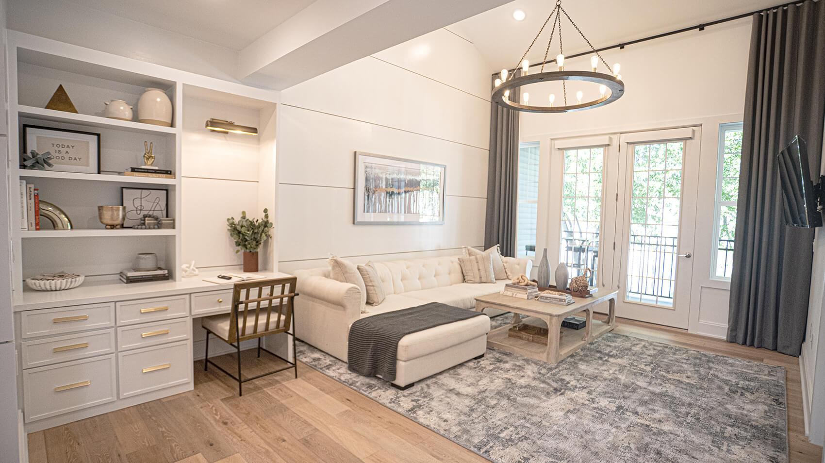 Living Area featured in The Boxwood By Beechwood Homes in Nassau-Suffolk, NY