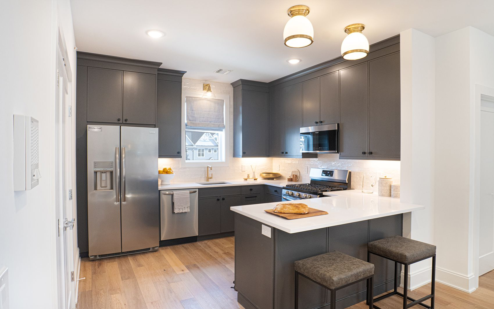 Kitchen featured in The Bergamot By Beechwood Homes in Nassau-Suffolk, NY