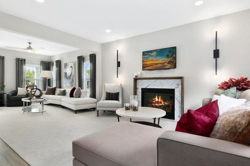 Greatroom-and-Dining-in-Berkshire-at-Country Pointe Estates at Ridge-in-Ridge