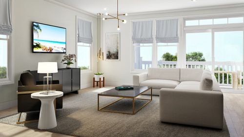 Greatroom-in-Unit I-at-Marina Pointe East Rockaway-in-East Rockaway