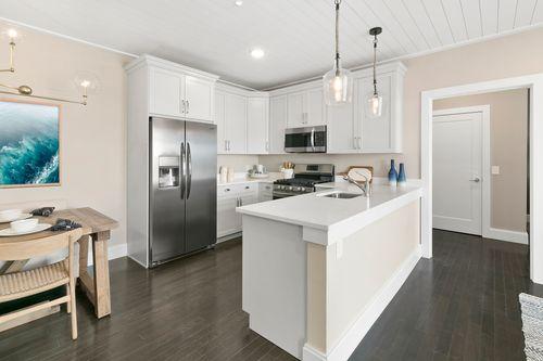Kitchen-in-Unit C-at-Marina Pointe East Rockaway-in-East Rockaway