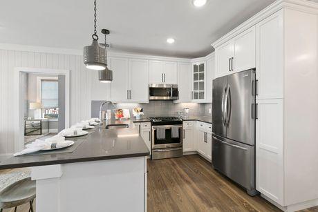 Kitchen-in-Unit D-at-Marina Pointe East Rockaway-in-East Rockaway
