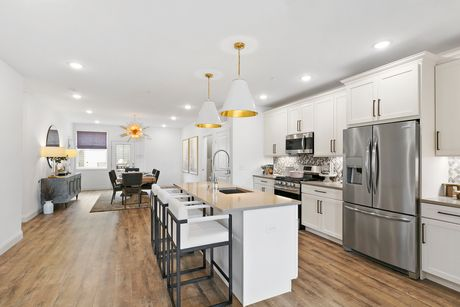 Kitchen-in-The Ashford-at-Country Pointe Meadows-in-Yaphank