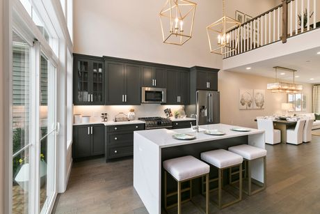 Kitchen-in-The Fairlawn-at-Country Pointe Meadows-in-Yaphank