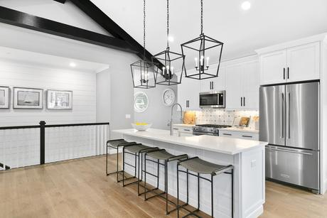 Kitchen-in-Greenbrier-at-Country Pointe Plainview-in-Plainview