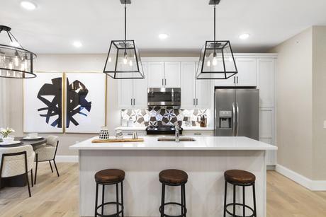 Kitchen-in-Unit G-at-Marina Pointe East Rockaway-in-East Rockaway