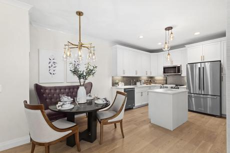 Kitchen-in-Amherst-at-Country Pointe Plainview-in-Plainview