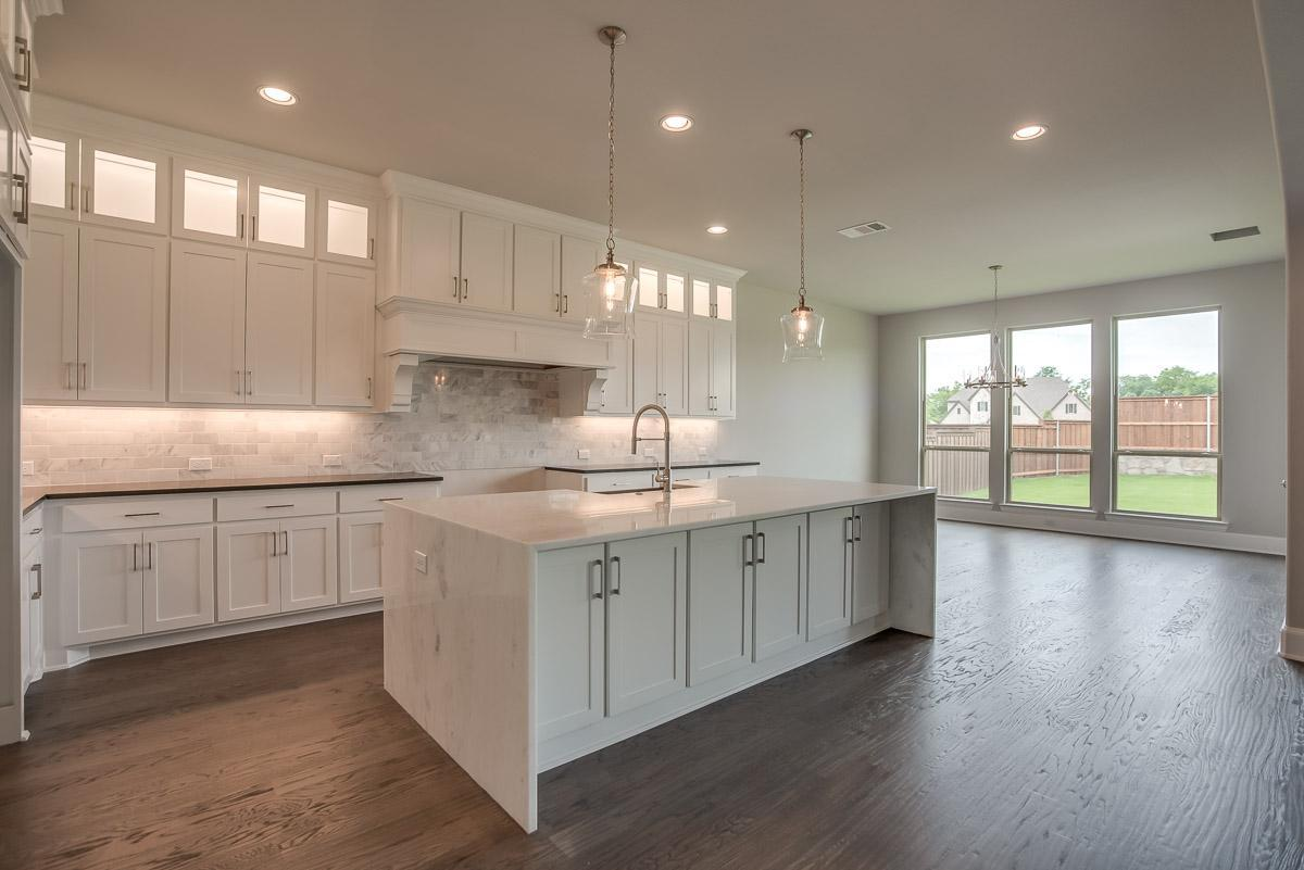 Kitchen featured in the 6221 Crystal Cove By BelclaireHomes in Dallas, TX