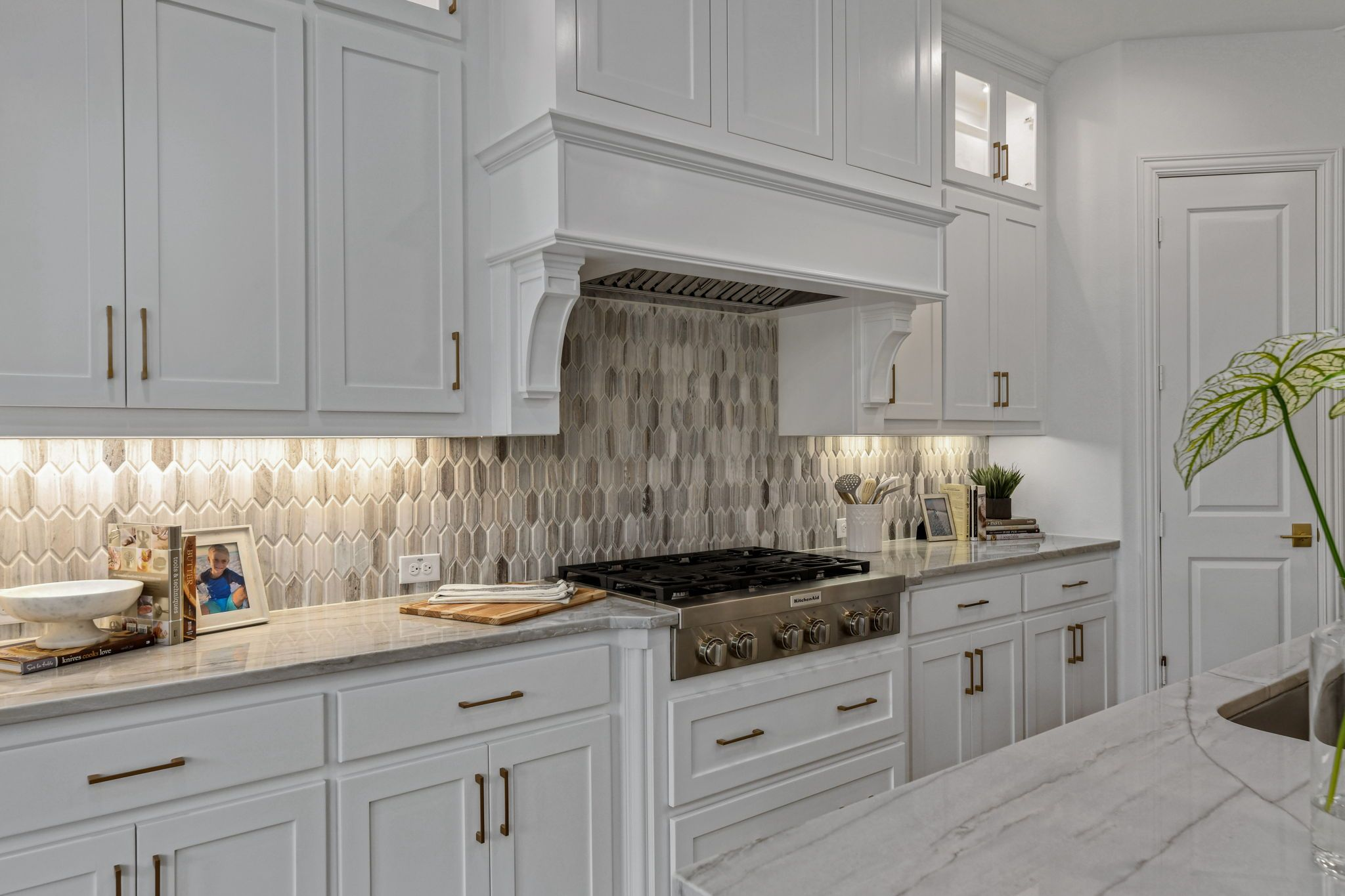 Kitchen featured in the B815 By BelclaireHomes in Dallas, TX