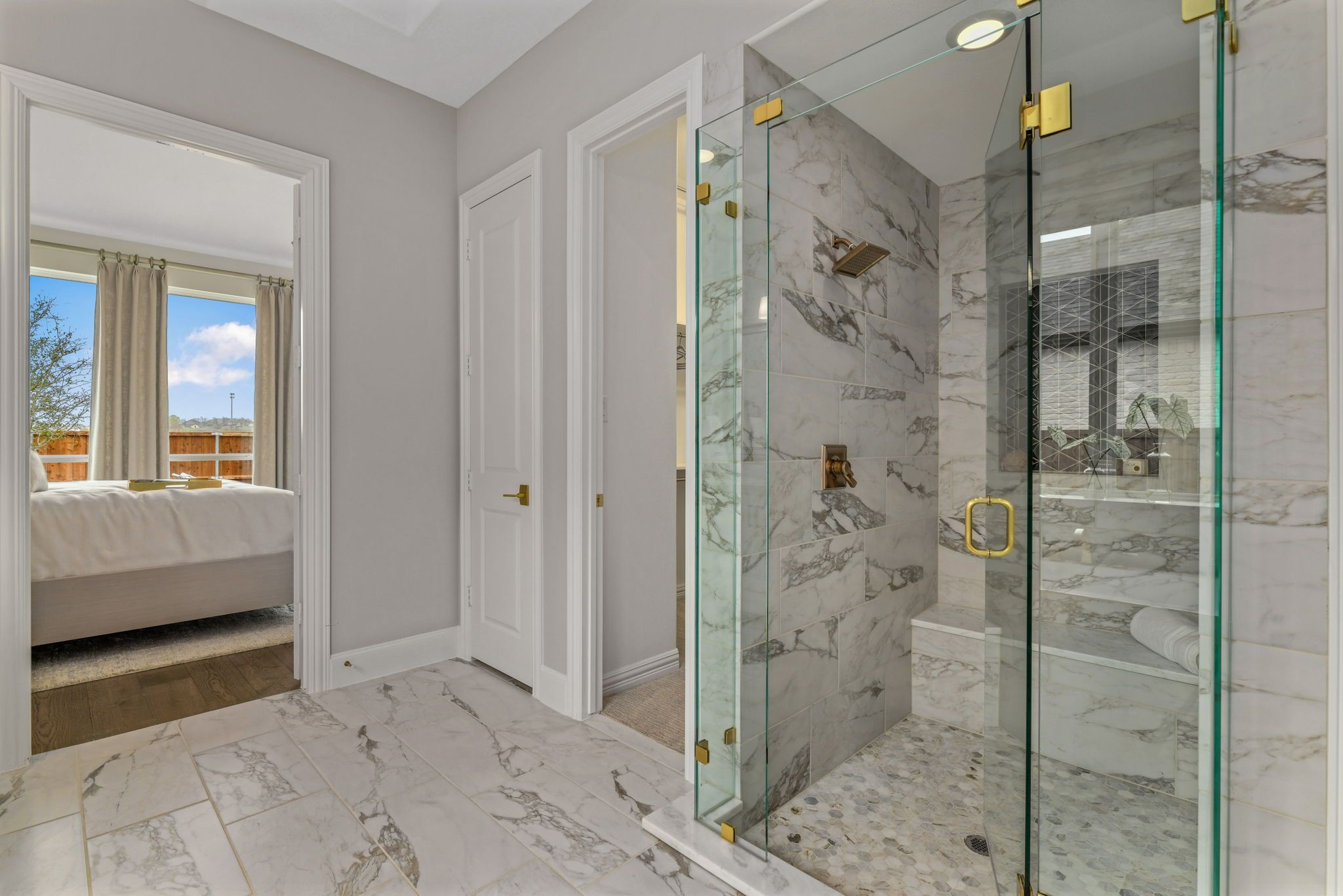 Bathroom featured in the B815 By BelclaireHomes in Dallas, TX