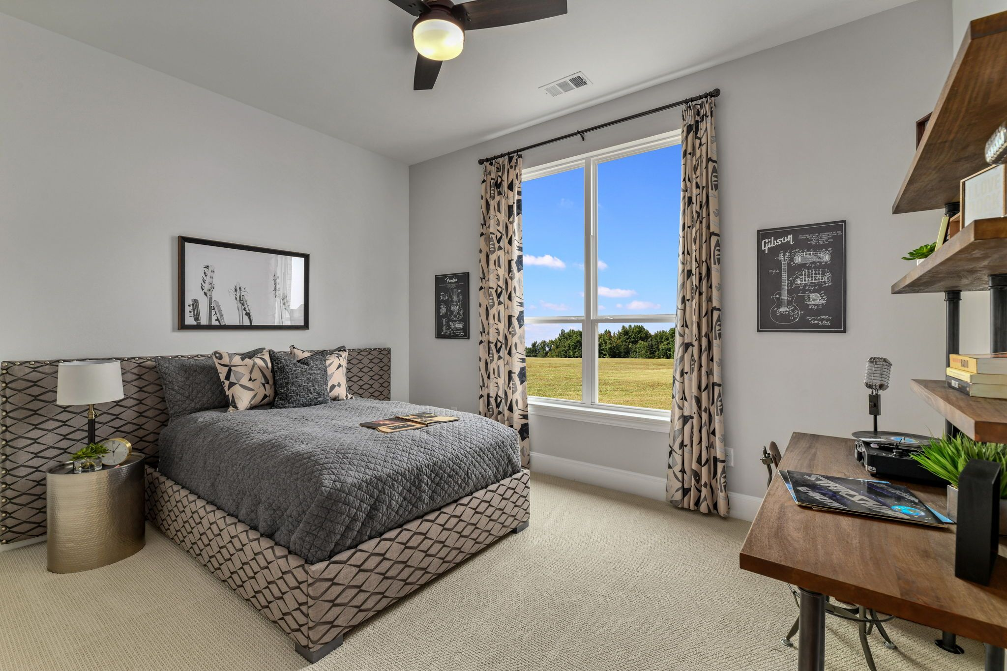 Bedroom featured in the B815 By BelclaireHomes in Dallas, TX