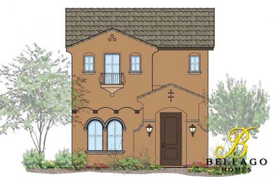 Strange Bellago Homes New Home Plans In Surprise Az Newhomesource Home Interior And Landscaping Oversignezvosmurscom
