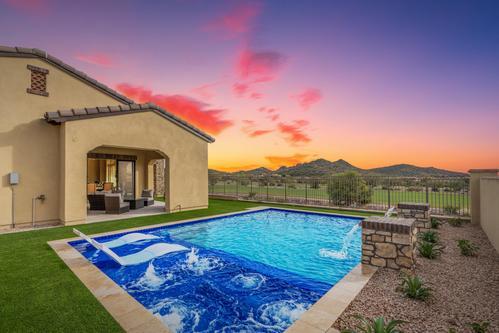 Club Village at Superstition Mountain by Bellago Homes in Phoenix-Mesa Arizona