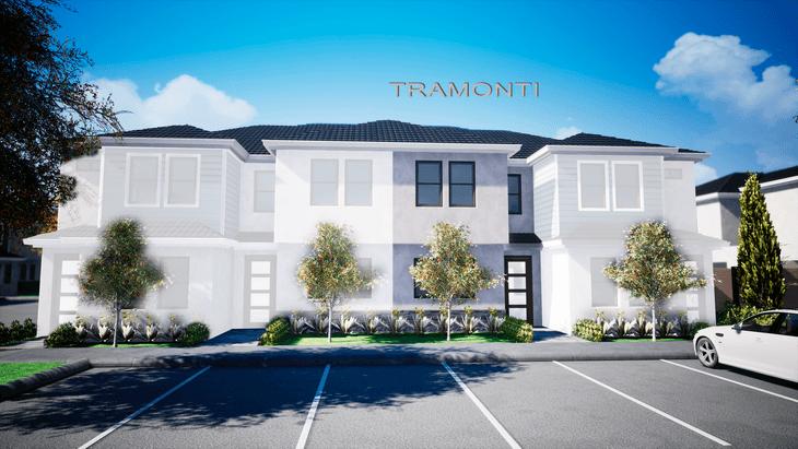 Tramonti - Elevation