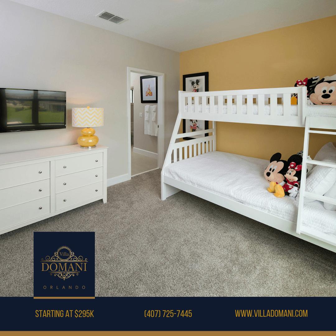 Bedroom featured in the Torino By Bellavista Homes in Lakeland-Winter Haven, FL