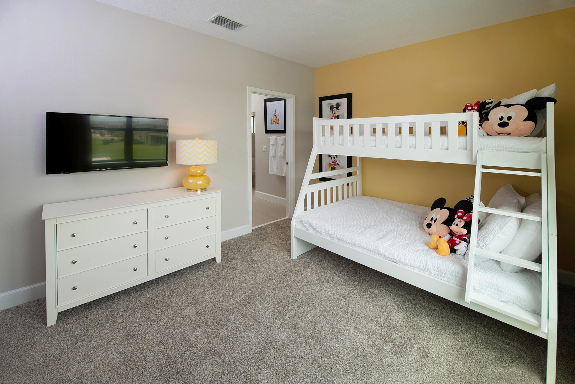 Bedroom featured in the Firenze By Bellavista Homes in Lakeland-Winter Haven, FL