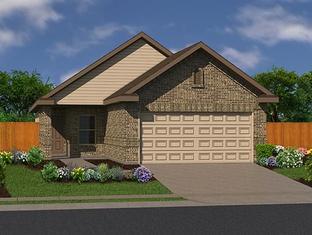 The Alpine - Summerhill: Converse, Texas - Bella Vista Homes