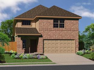 The Fulton - Meadows of Martindale: Seguin, Texas - Bella Vista Homes