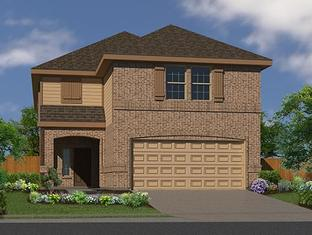 The McKinney - Summerhill: Converse, Texas - Bella Vista Homes