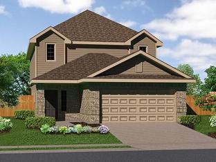 The Woodland - Summerhill: Converse, Texas - Bella Vista Homes
