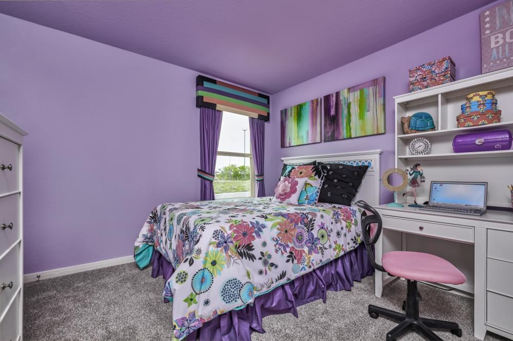 Bedroom featured in The Summit By Bella Vista Homes in San Antonio, TX