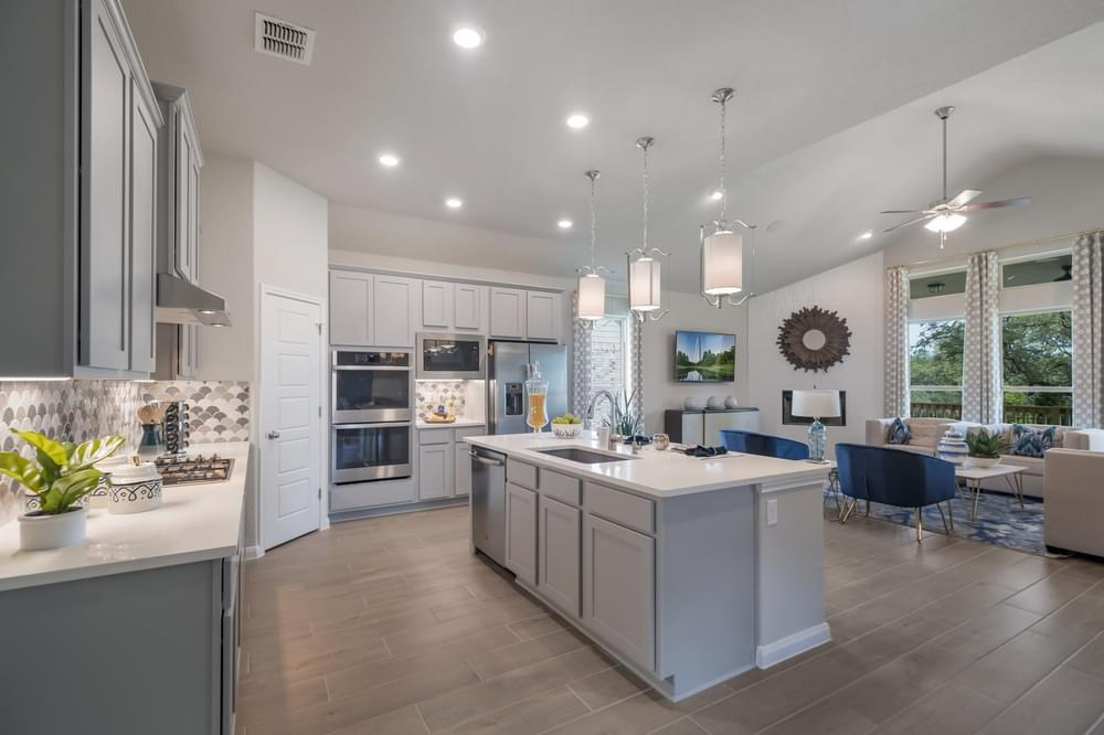 'Ventana' by Bella Vista Homes in San Antonio