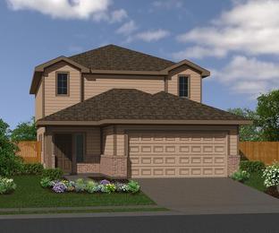 The Woodland - Cinco Lakes: San Antonio, Texas - Bella Vista Homes