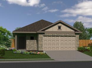 The Bertram - Hunters Ranch: San Antonio, Texas - Bella Vista Homes