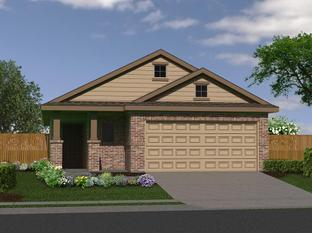 The Bertram - Dauer Ranch: New Braunfels, Texas - Bella Vista Homes