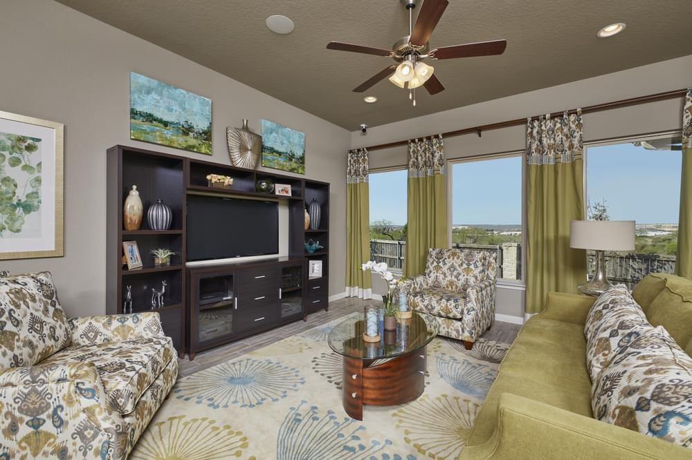 'Highland Grove' by Bella Vista Homes in San Antonio