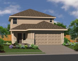 The Brenham - Meadows of Martindale: Seguin, Texas - Bella Vista Homes