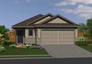 The Avery - Millican Grove: San Antonio, Texas - Bella Vista Homes