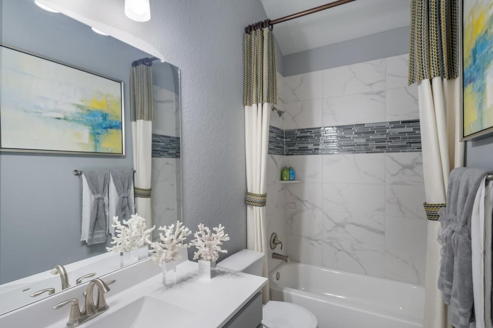 Bathroom featured in The Colton By Bella Vista Homes in San Antonio, TX