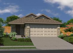 The Charlotte - Millican Grove: San Antonio, Texas - Bella Vista Homes