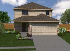 The Drake - Dauer Ranch: New Braunfels, Texas - Bella Vista Homes