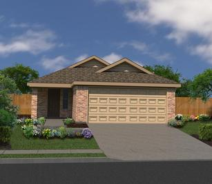 The Charlotte - Saddle Creek Ranch: Cibolo, Texas - Bella Vista Homes