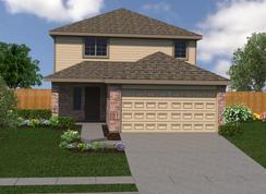 The Drake - Preston Estates: New Braunfels, Texas - Bella Vista Homes