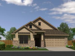 The Easton - Venado Crossing: Cibolo, Texas - Bella Vista Homes